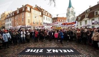Russian-language-protest-in-Riga-EDM-October-12-2018