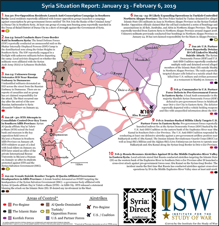 ISW Syria Direct - Syria SITREP Map 20190206_2
